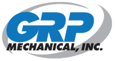 GRP Mechanical Inc. Logo
